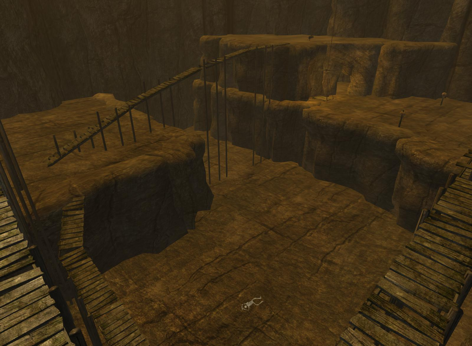The Troll Pit, Isle of Dee