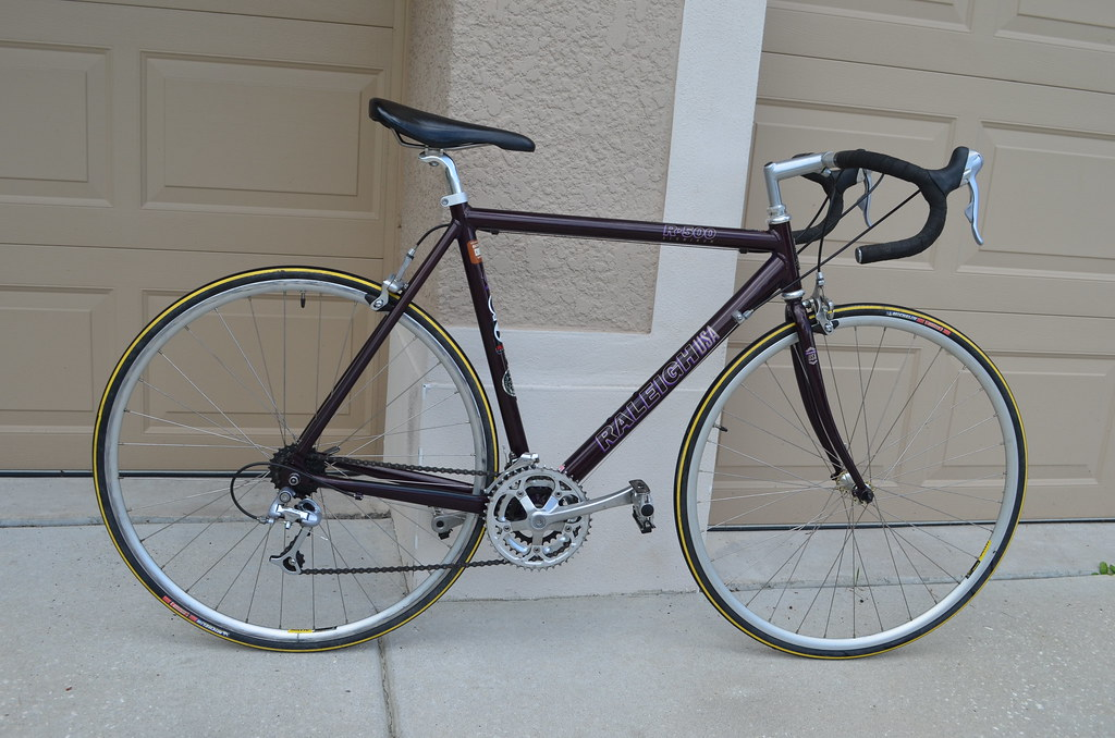 raleigh r500 tampa bike trader