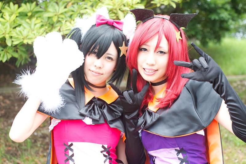 Yazawa Nico&Nishikino Maki[lovelive] -comic market 86 cosplay-