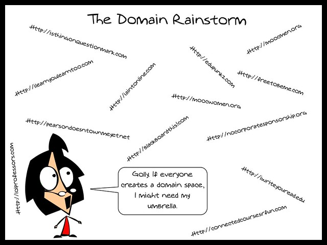 #CCourses Domain Rainstorm