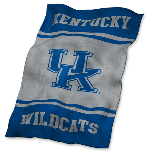 Kentucky UK Wildcats Ultrasoft Blanket