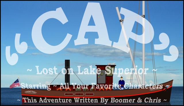 Cap Banner