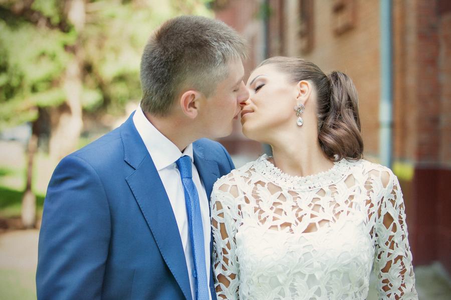 Свадебная прогулка Валентины и Александра