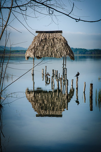 nature maya guatemala lakes sunsets centralamerica elremate lakepetenitza