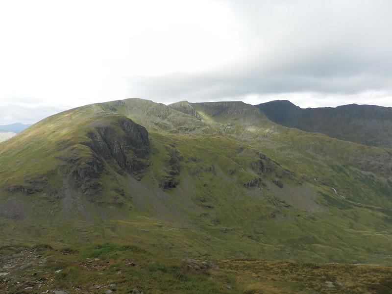 P8134937-The Helvellyn Range from Cofa Pike