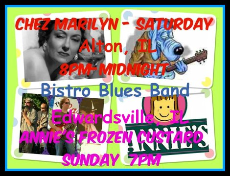 Bistro Blues Band 8-23, 8-24-14