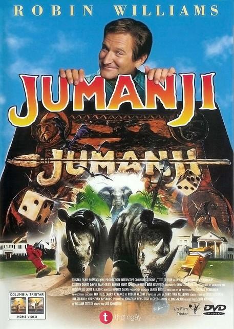 Phim Trò Chơi Kỳ Quái - Jumanji