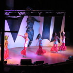 Show nocturno decameron resort panama