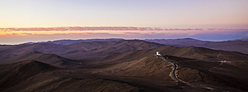 Observatorio de la Universidad de Tokio Atacama