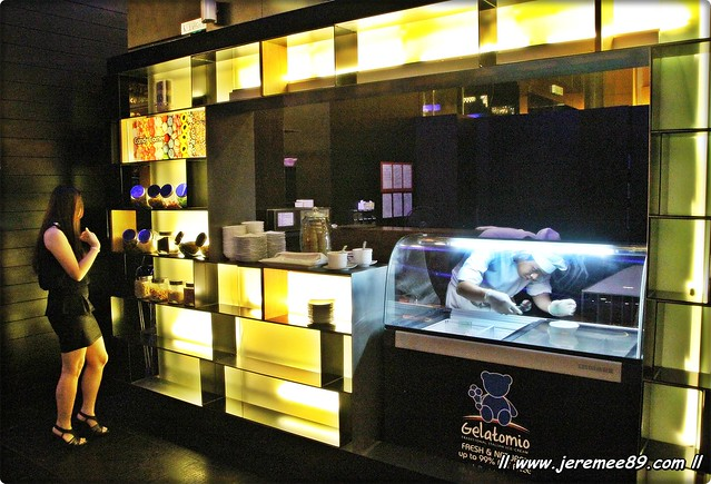 Italian Buffet @ G Cafe - Gelatomio Ice Cream