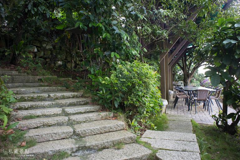 台南私藏景點--香榭彎咖啡 (11)