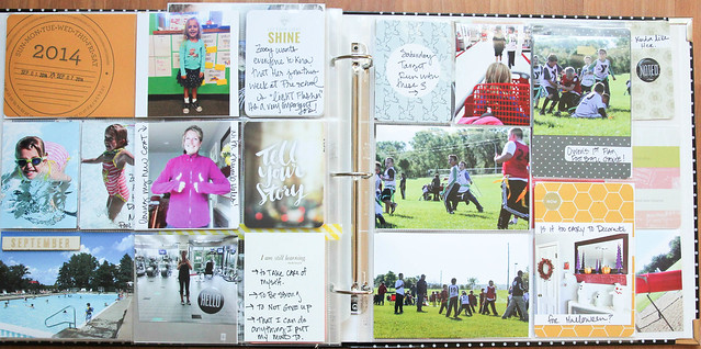 Project Life 2014   Week 36