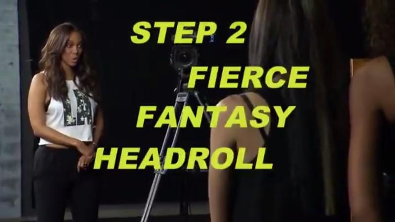 Fierce Fantasy Headroll