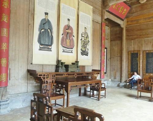 Anhui-Hongcun-Lexu Hall (6)