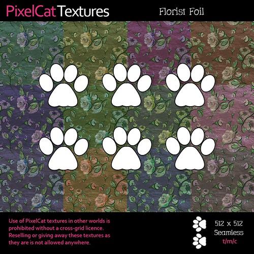PixelCat Textures - Florist Foil