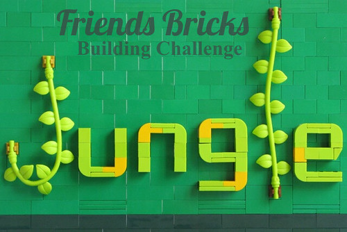 Building Challenge: ~Jungle~
