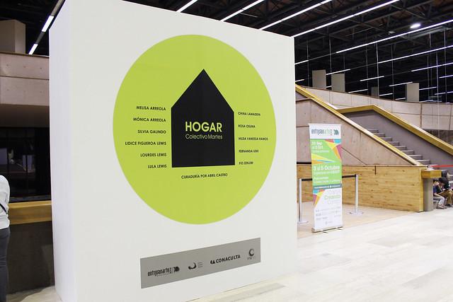 """""""Hogar"""" del Colectivo MArtes"""