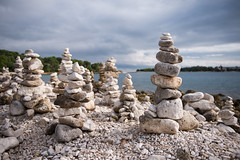 Punta Corrente, Rovinj, Croatia.