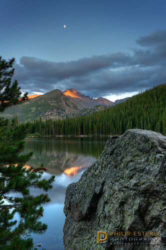 sunset landscapes colorado skies unitedstates scenic rmnp skyscapes estespark rockymountainnationalpark bearlake landscapephotography pentaxk3 fingolfinphoto philipesterle