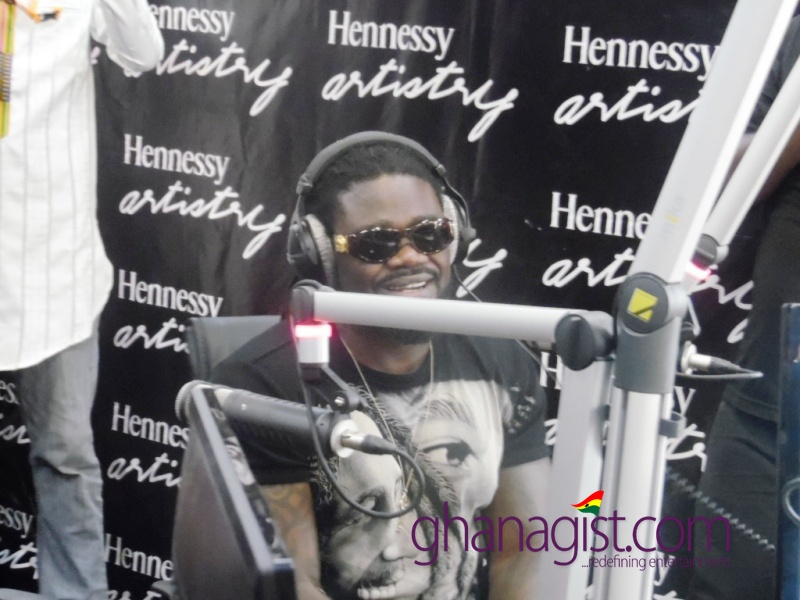 Hennessy Artistry Concert launch live on Starr FM