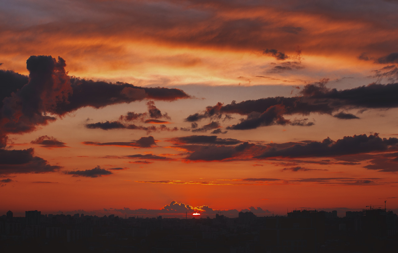 Kiev Sunset