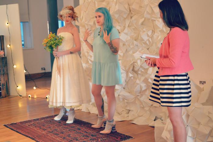 glasgow wedding collective bee waits