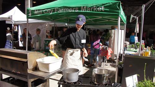 September 6, 2014 Mill City Farmers Market