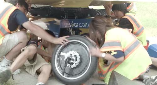 UM Solar Car Team