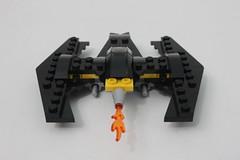 LEGO DC Comics Super Heroes Batwing (30301) Polybag
