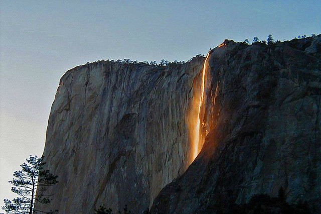 Horsetail, la cascada de fuego 15189223481_2776f1b011_z
