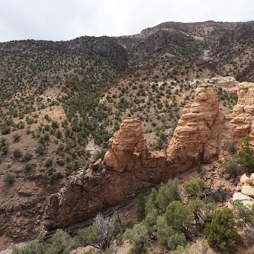 panorama colorado arch pano utetrail gunnisongorge gunnisongorgewilderness gunnisongorgenca gettinghigh2014