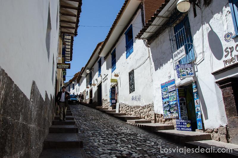 barrio de San Blas de Cuzco