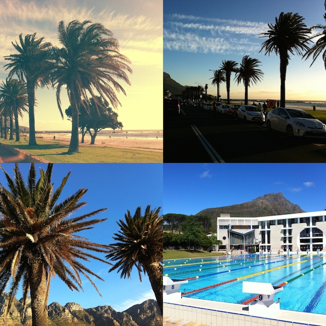 Camps Bay Stellenbosch Universitätsschwimmbecken