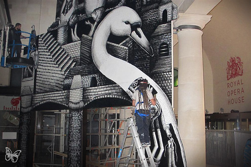Phlegm - Royal Opera House London