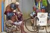 Old people at Ponnalai, Varatharaja Perumal Kovil, Jaffna Peninsula