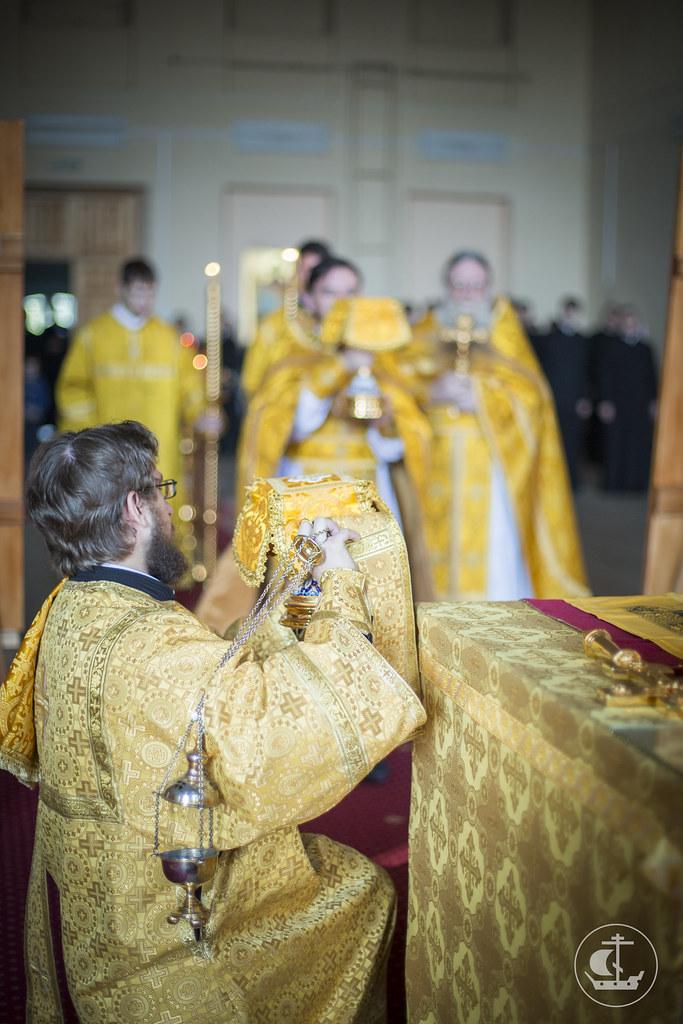 13-14 сентября 2014, Неделя 14 по Пятидесятнице / 13-14 September 2014, 14th Sunday after Pentecost