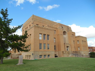 Cottle County Courthouse