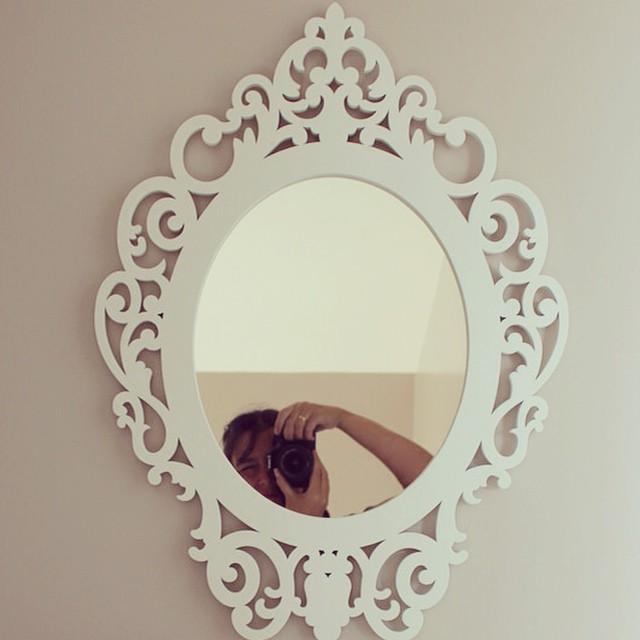 #desafioprimeira 14- Espelhos.