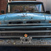 Wrinkled Chevrolet by Christopher Crouzet
