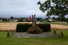 Mémorial de Reuves - Photo of Broussy-le-Grand