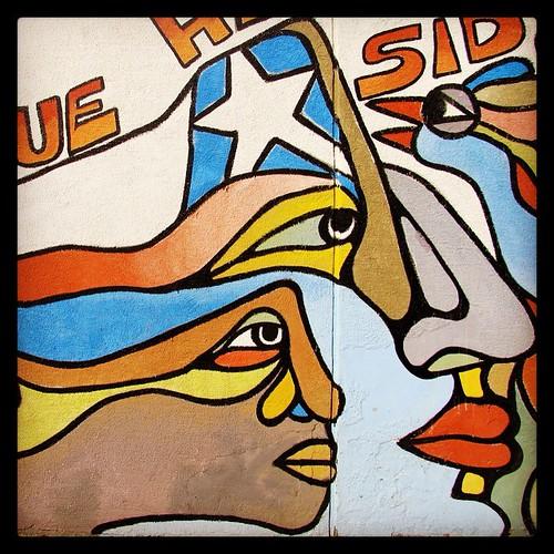 Mural #LaLigua #Chile #FiestasPatrias