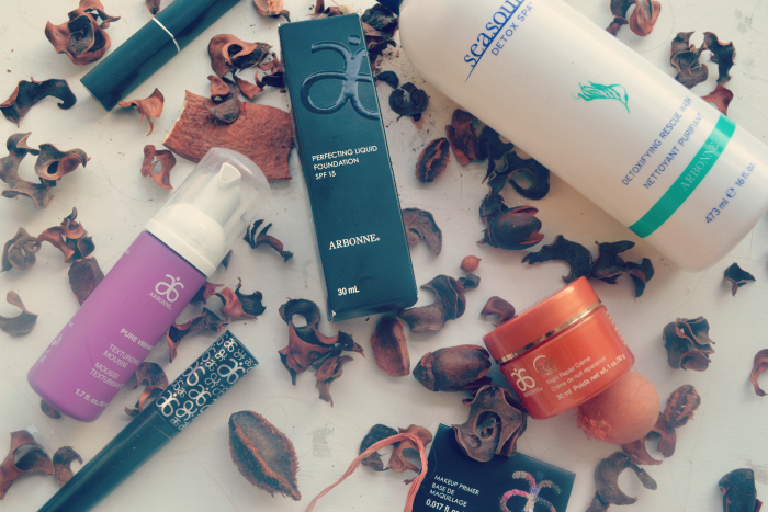 Favourite Arbonne products