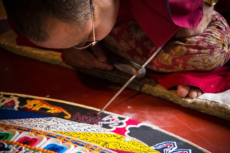 Ямантака. Монастыри Ладакха (Монастыри малого Тибета) © Kartzon Dream - авторские путешествия, авторские туры в Ладакх, тревел фото, тревел видео, фототуры