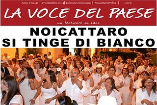 Noicattaro. Prima pagina n. 37-2014 front