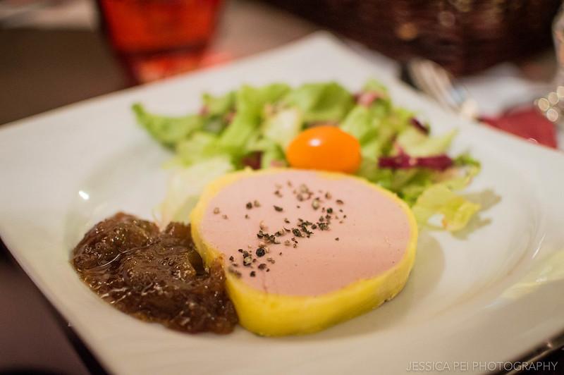 Foie Gras French Bistro Dinner