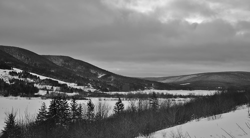 Margaree River Valley