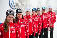 Běžeckou reprezentaci na mistrovství světa doplní Anna Sixtová a Barbora Havlíčková