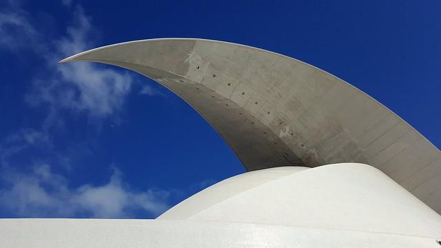 architecture in santa cruz de tenerife