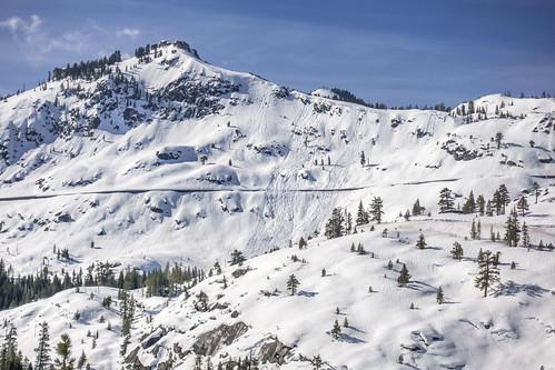 donnerpass donnersummitarea winter snow