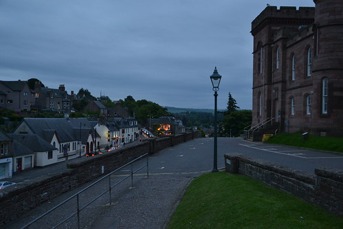 353 - Inverness by night